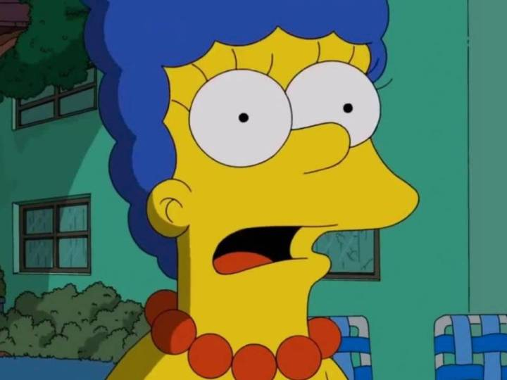 The Simpsons: Why Does Marge Have That Voice? - News Series on TV