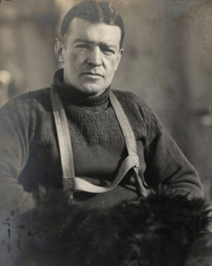 Ernest Shackleton, Endurance Expedition