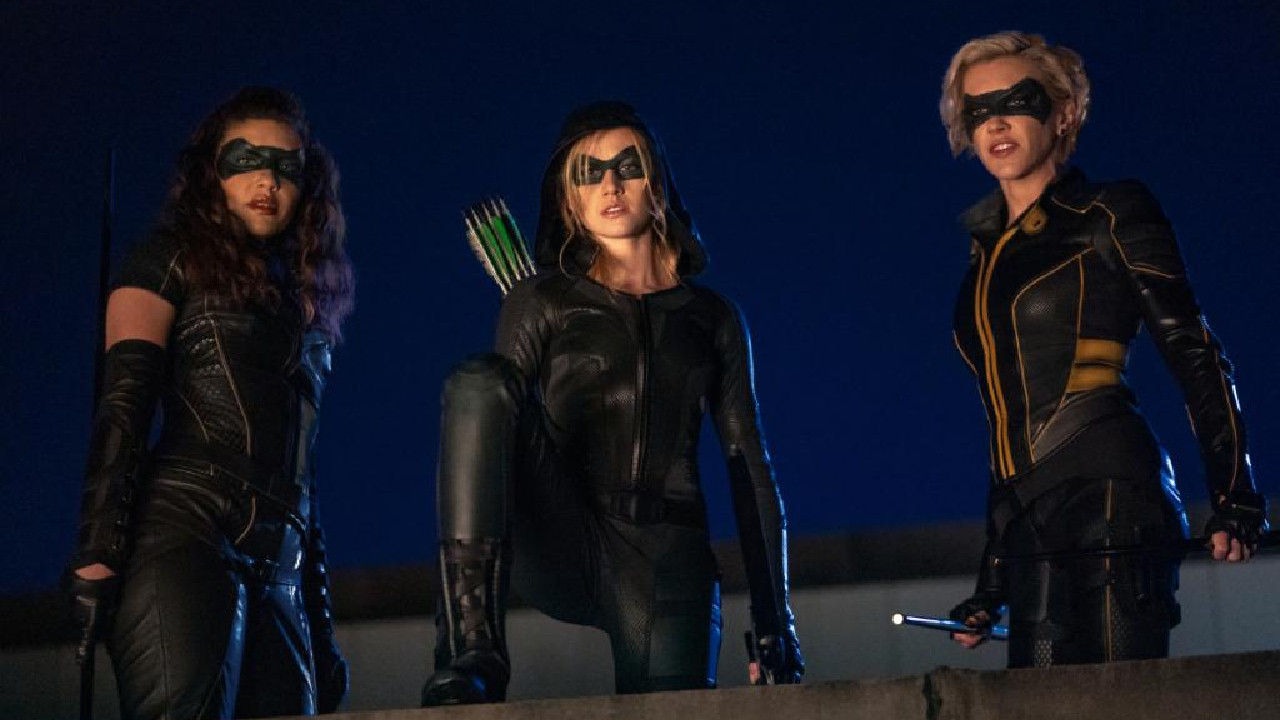 Green Arrow and the Canaries: the Arrow spin-off abandoned by the CW – news series on tv
