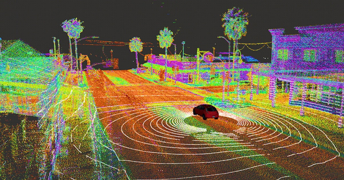 Could Radar be Part of the Future of Self-Driving Cars?