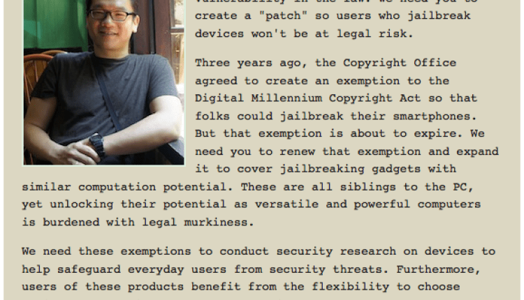 Jailbreaking-is-not-a-crime-petition