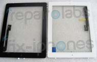 New iPad Parts Show Home Button