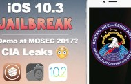 iOS 10.3 Jailbreak Update, CIA Leaks, Apple TV Jailbreak & More [Jailbreak Update #20]