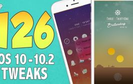 Top 126 Best iOS 10 - 10.2 Jailbreak Tweaks [Video]