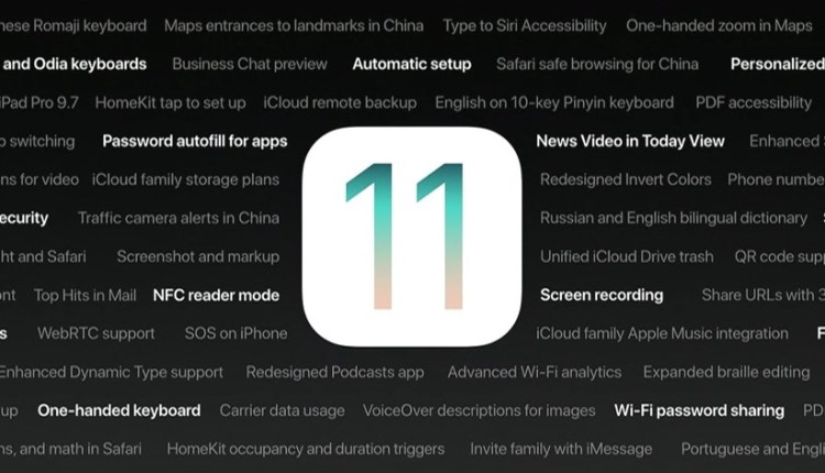 ios-11-features-list