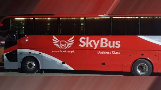 Skyways Introduced New Bus Service with 'Massager Seats' From Lahore To Islamabad   Check Details
