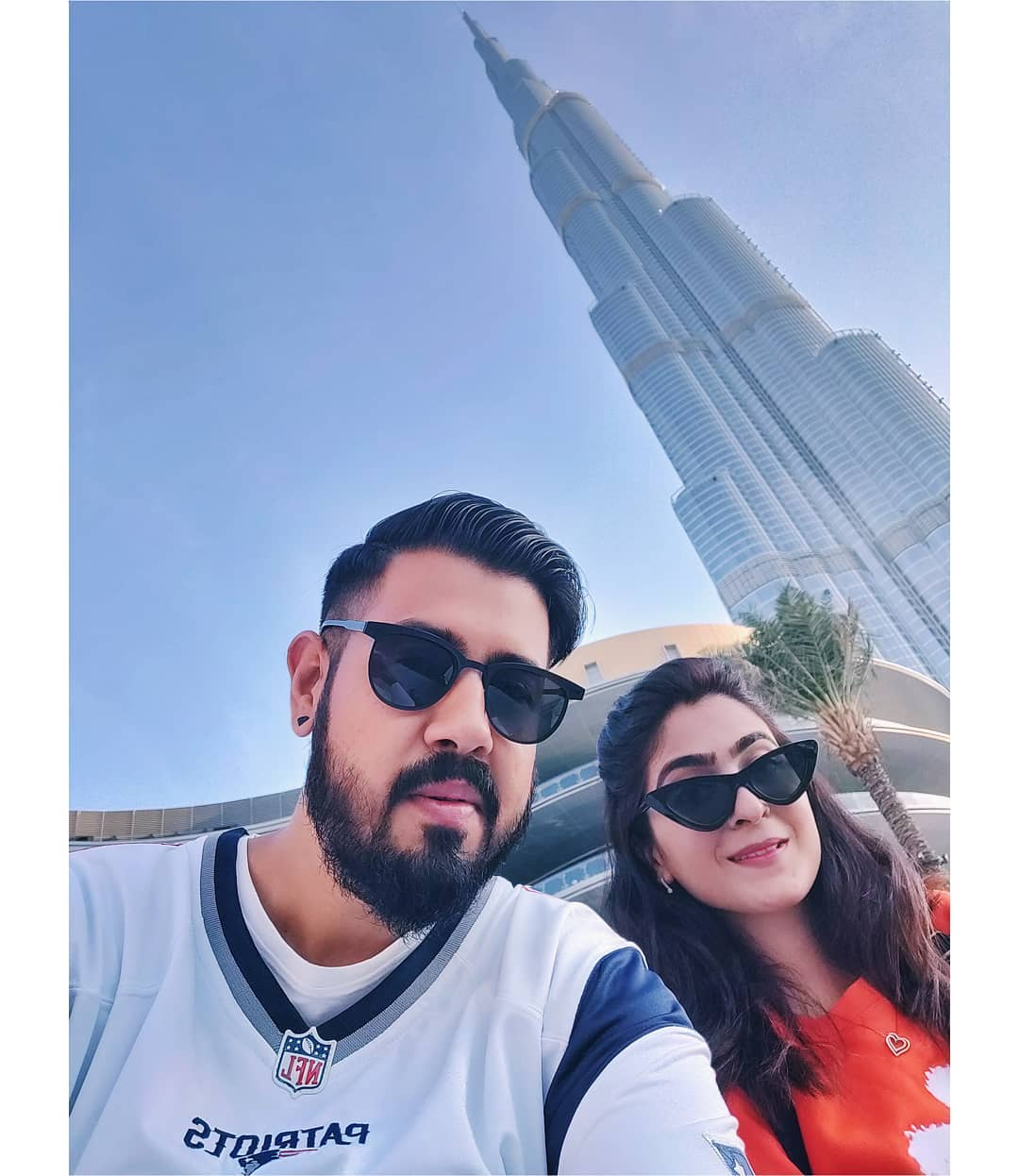 Awesome New Photos of Famous Youtuber Couple Rida and Ghanzfar of Bekaar Films