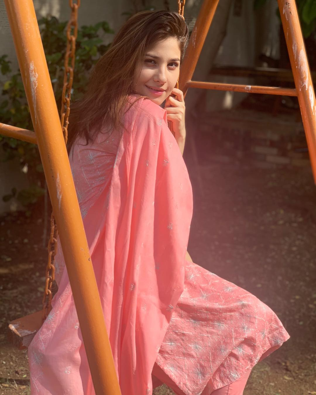 New Awesome Photos of Hina Altaf