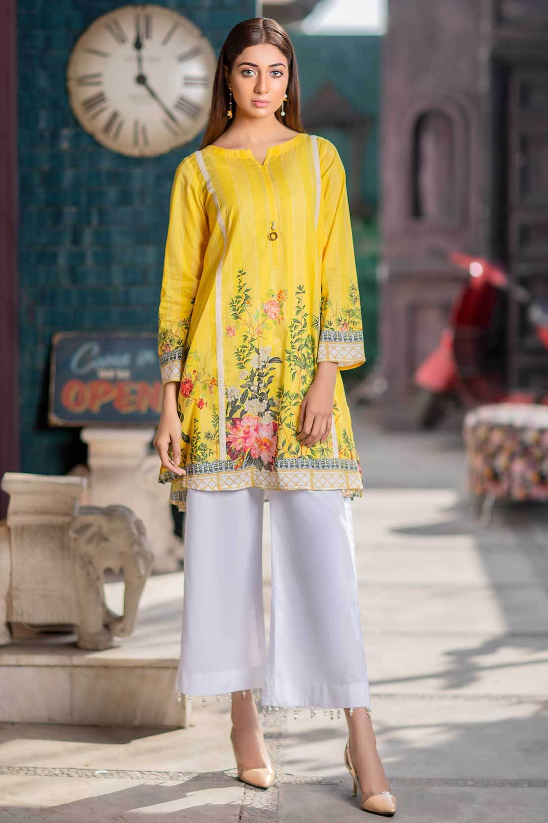 Stylish So Kamal Spring Summer Pret For Yr 19 shirts starting from PKR 2400