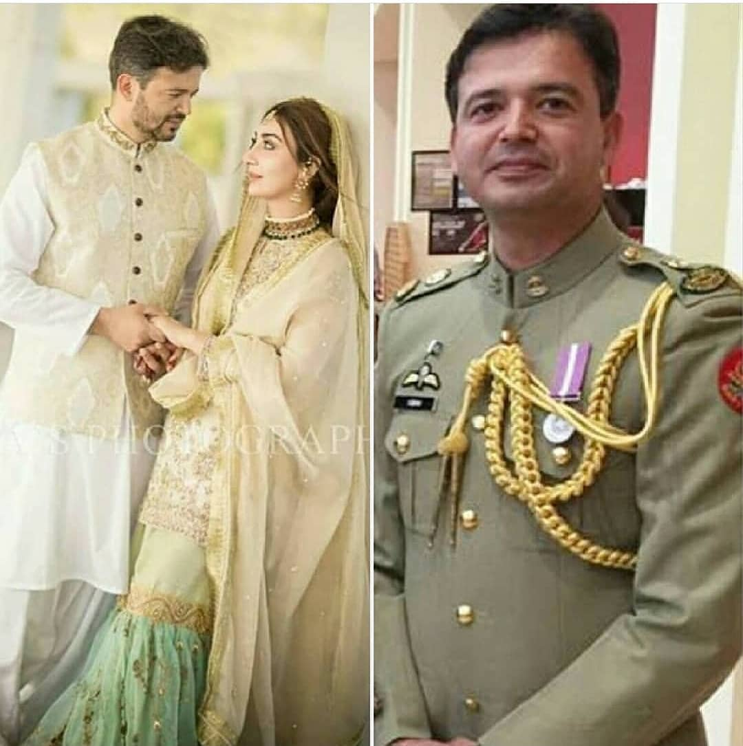 Ayesha Khan First Time Shared some Awesome Photos with her Husband