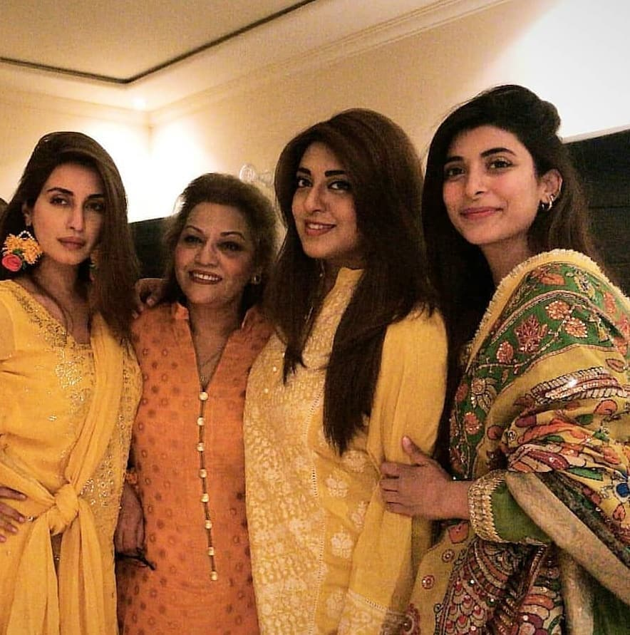 Awesome Photos and Videos of Iman Aly Mayun Event