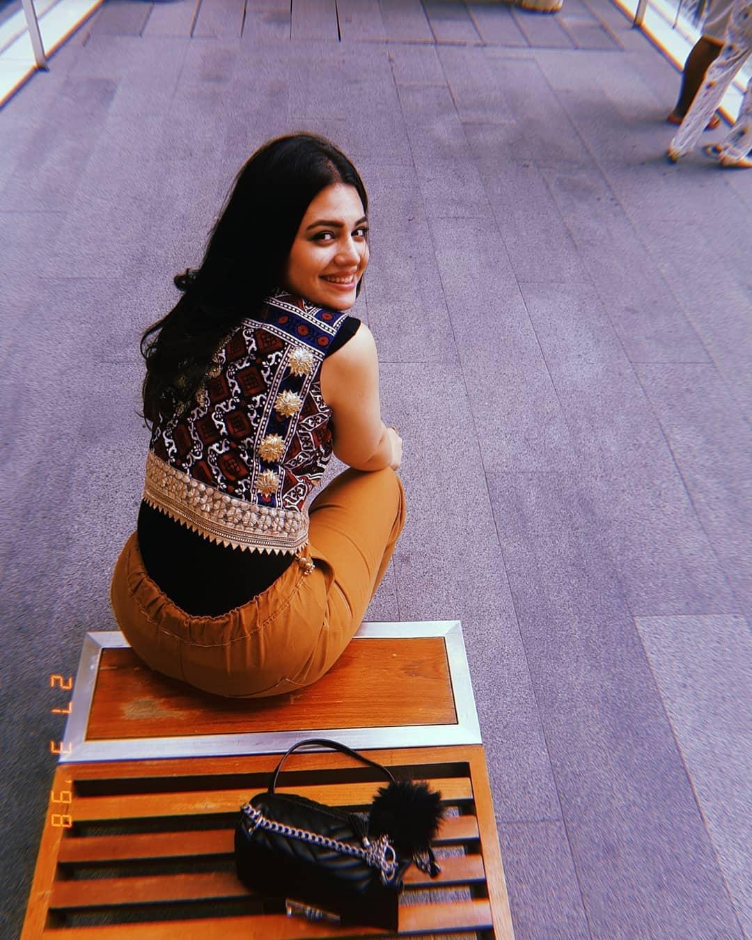 New Photos of Zara Noor Abbas and Asad Siddique