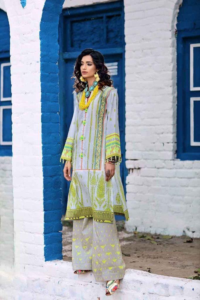Stylish Gul Ahmed Gypsy Lawn Collection for Girls For Yr 2019-2020
