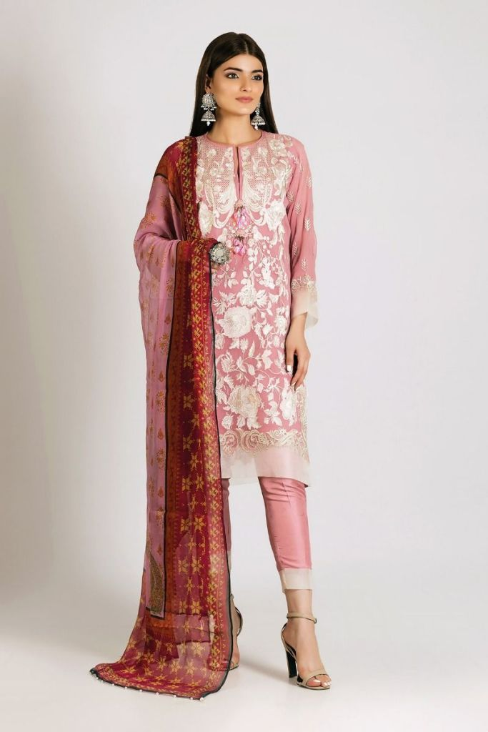 Stylish Khaadi Luxury Eid Collection For Yr 2019 For Ladies Online Available