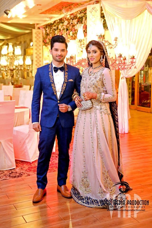 Awesome Wedding Photos of Actor Noman Habib