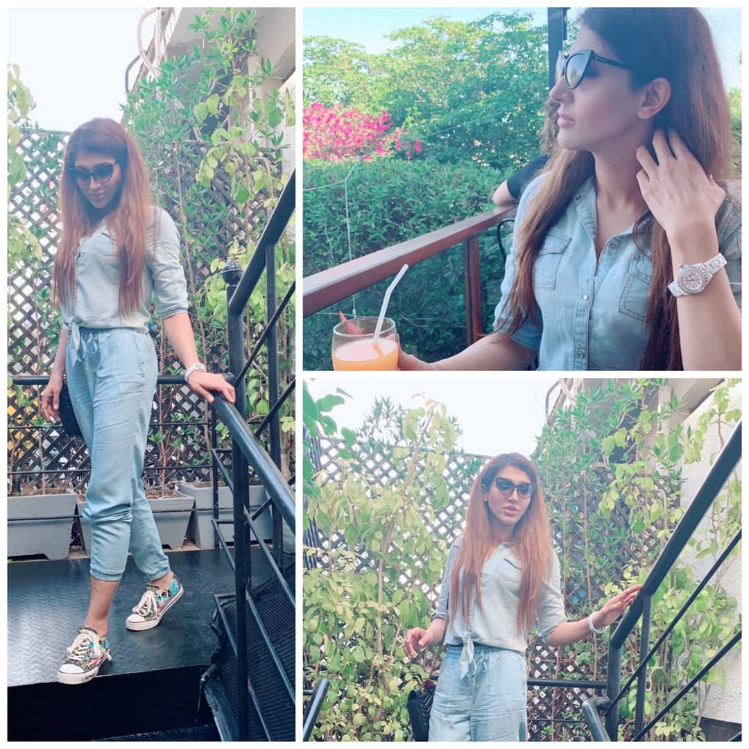 Sana Fakhar Shared her Weight Lose Story and her Past Photos