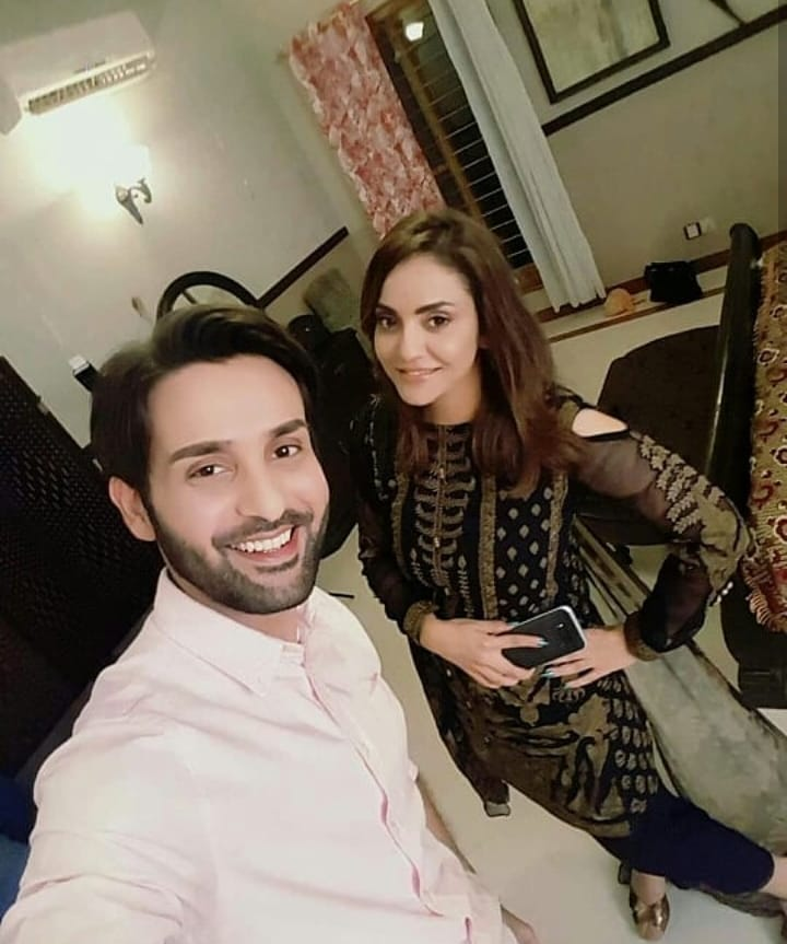 New Photos of Affan Waheed in London