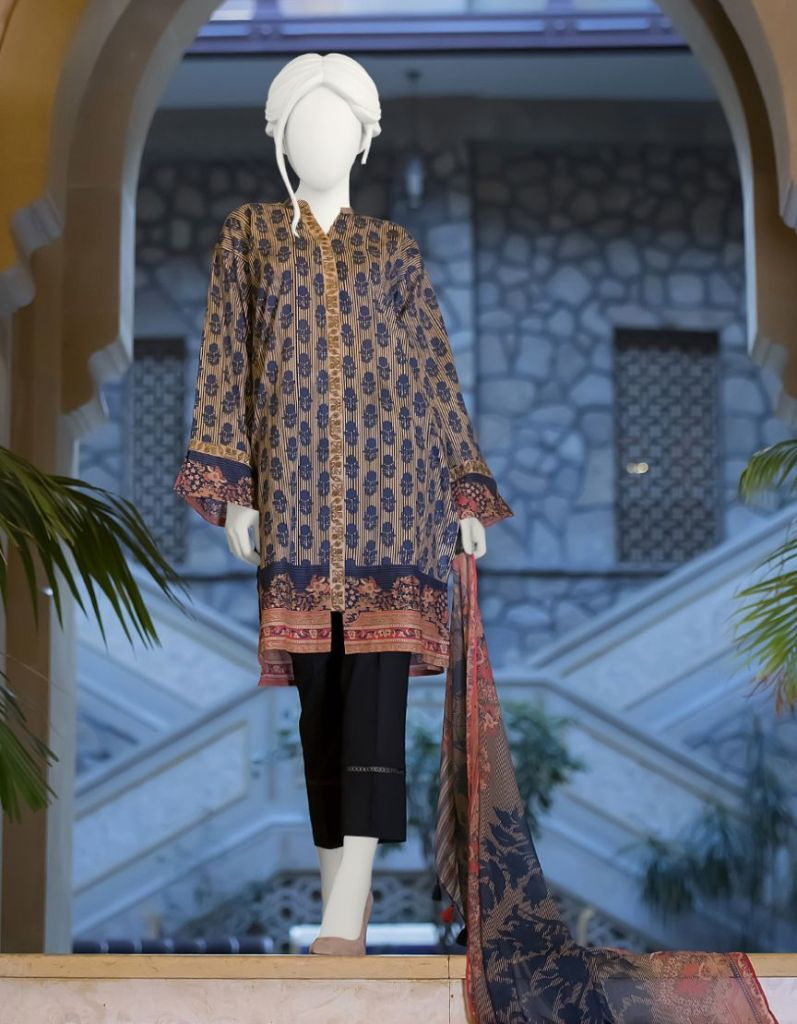 Stylish J.Junaid Jamshed Ready to wear Festival Collection For Yr 2019