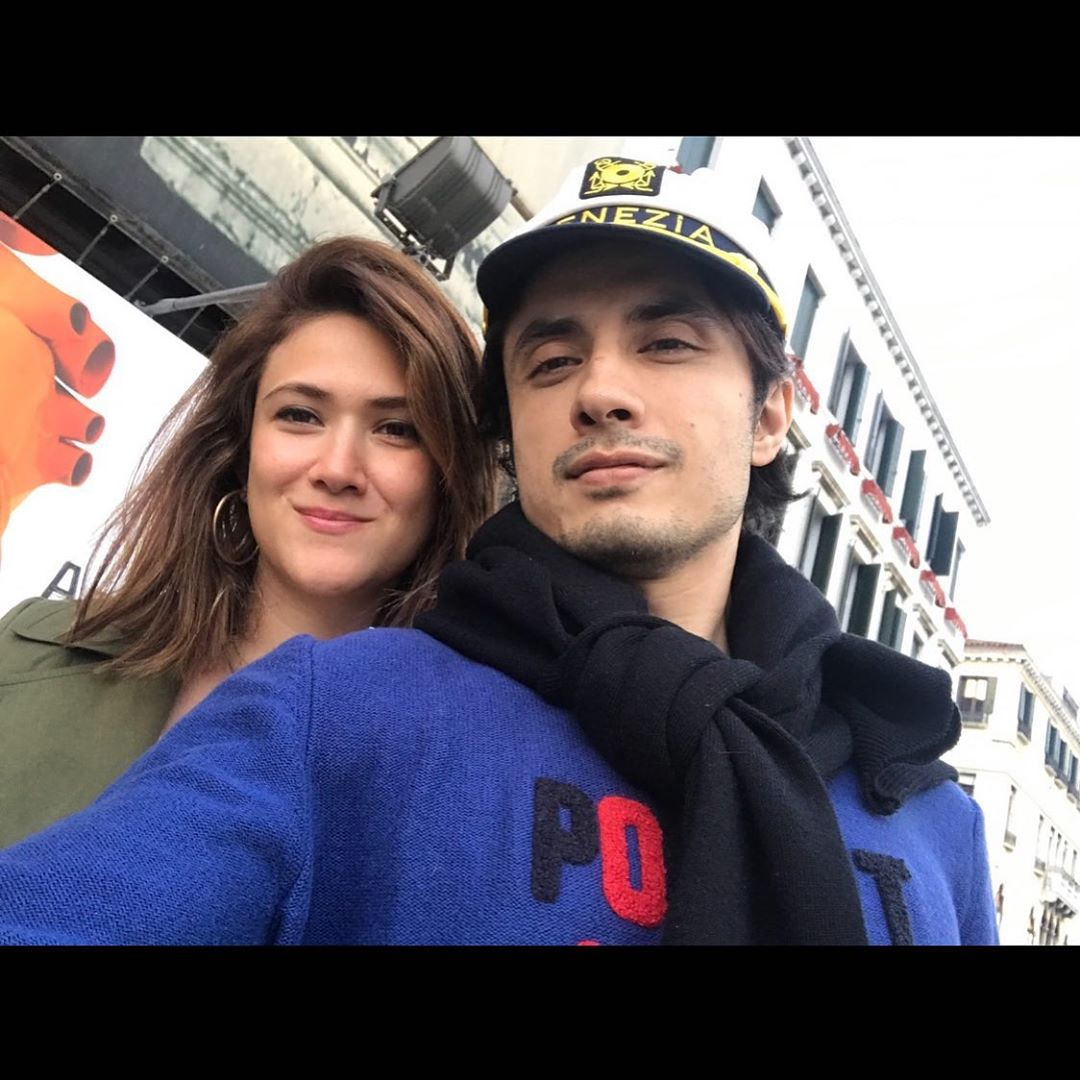 New Awesome Photos of Ali Zafar with his Wife Ayesha