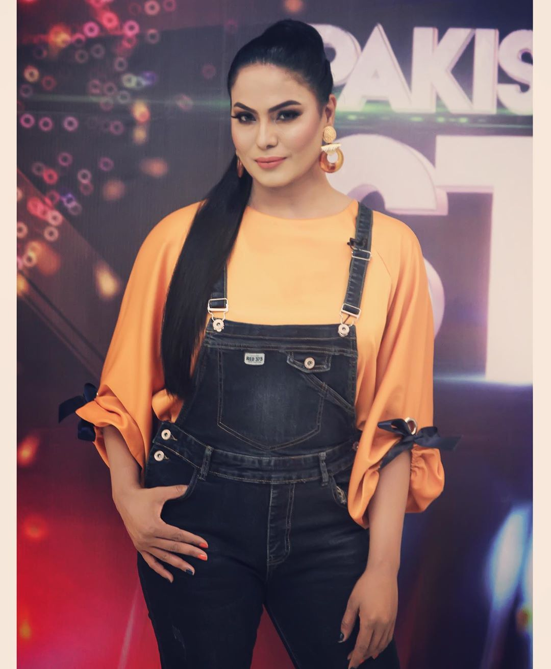 Veena Malik's Awesome Pictures with her Kids