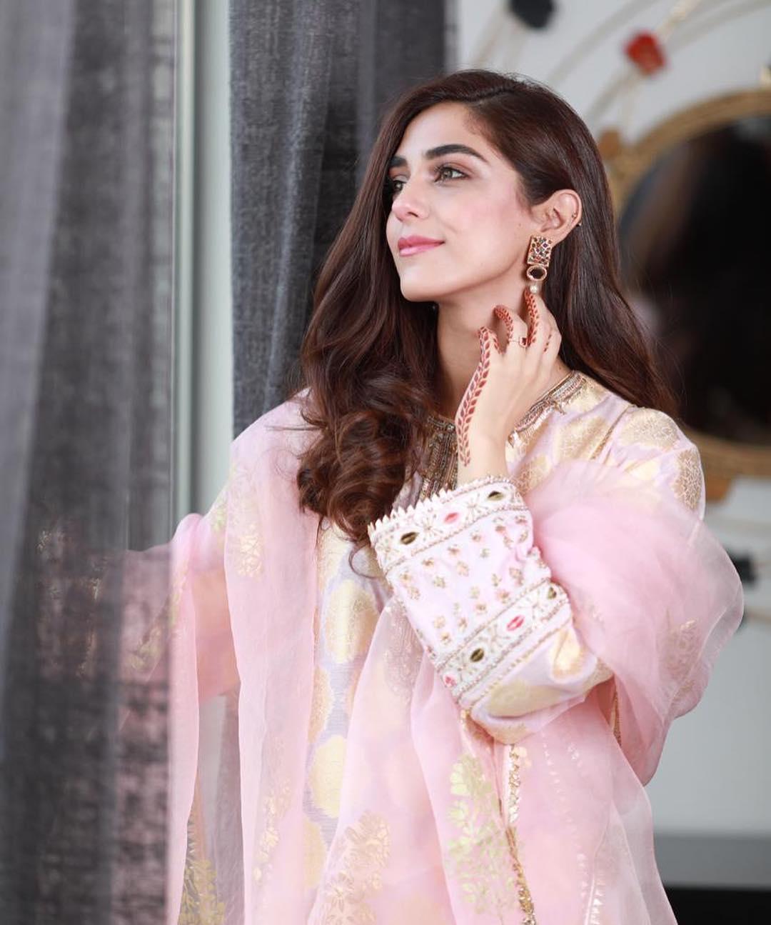 Maya Ali Celebrated Eid Days in Northern Areas of Pakistan