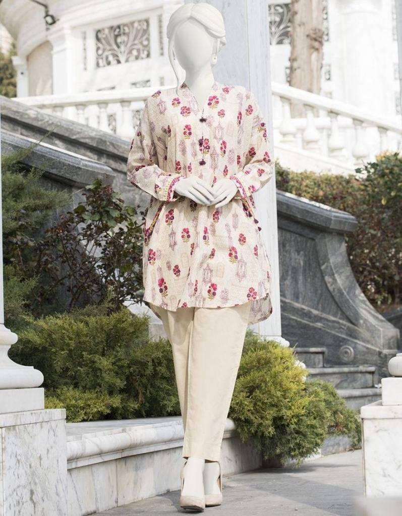 Stylish J. New Summer Kurti Styles for Girls For Yr 2019