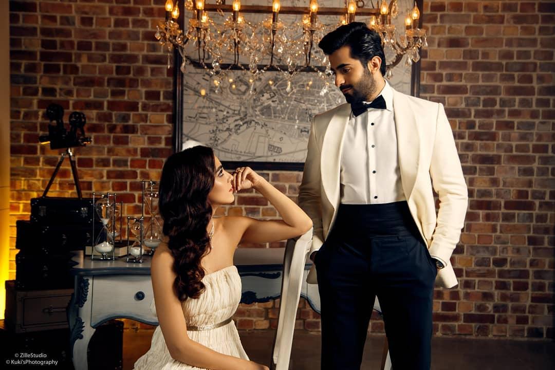 Maya Ali and Sheheryar Munawar Promotional Photoshoot for their Upcoming Movie