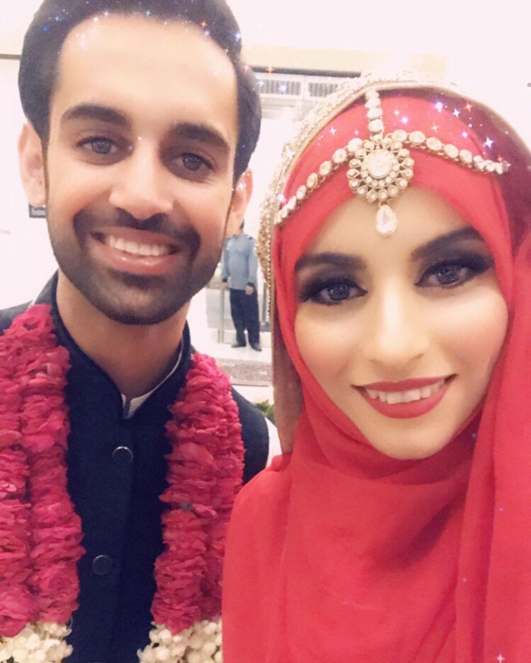 Awesome Wedding Photos of Zaid Ali Sister Amna