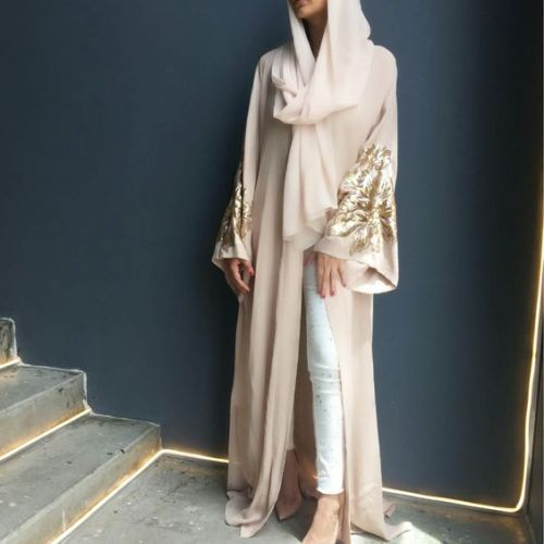 Stylish Trending Abaya in Saudi Arabia Pictures Styles For Yr 2019
