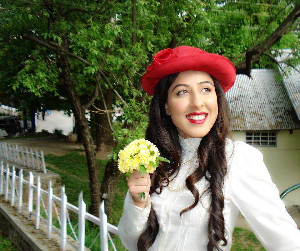 Awesome Wedding Photos of Samina Pirzada Niece Actress Yamina Pirzada