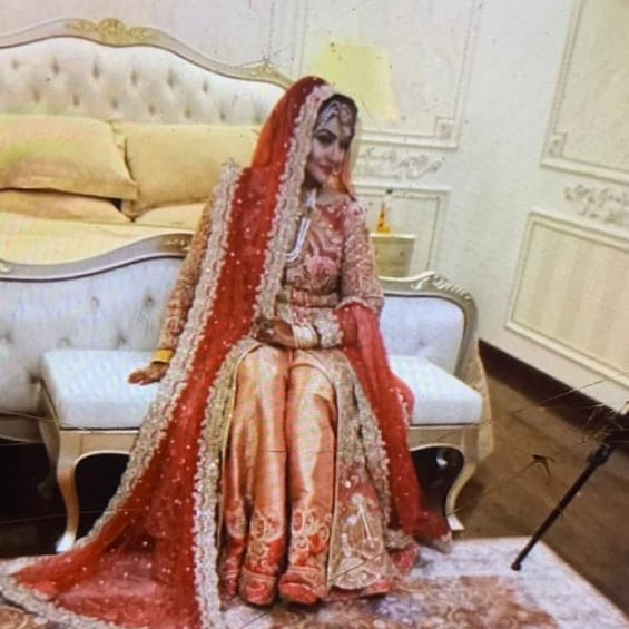 Famous Lollywood Actress Anjuman Got Married to a Businessman in Lahore