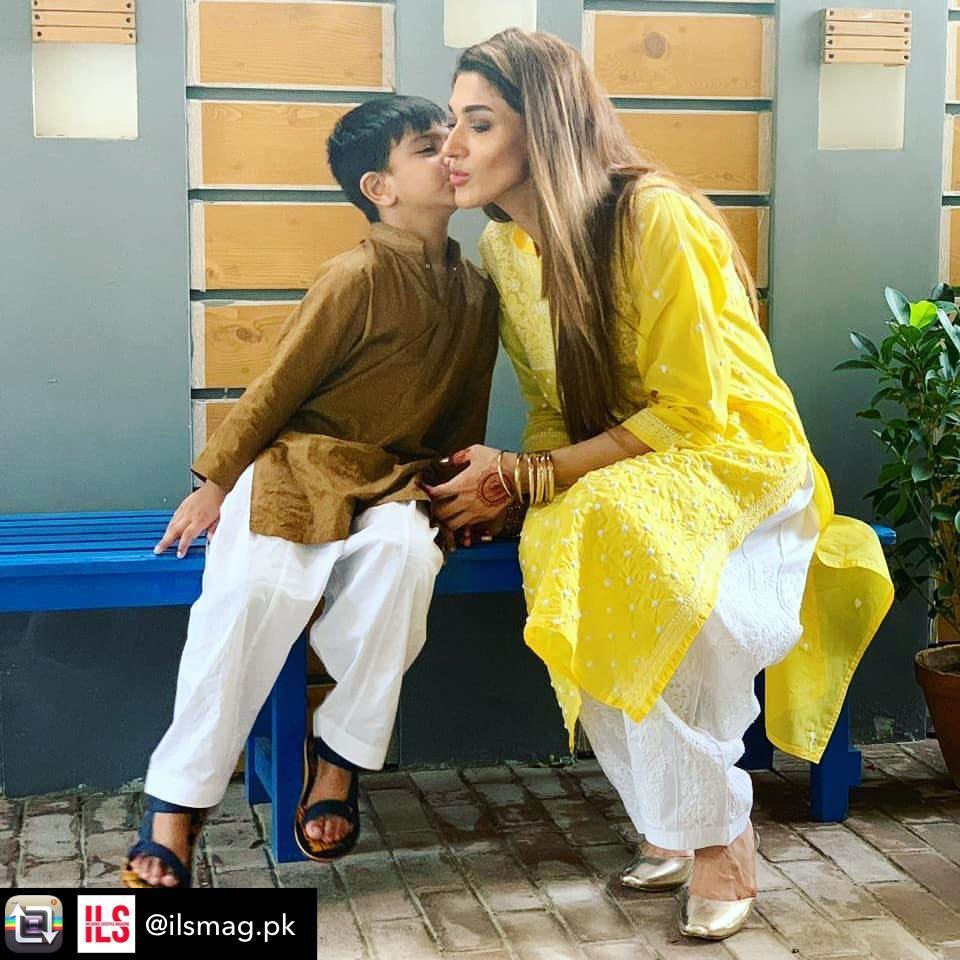 New Photos of Actress Sana Fakhar