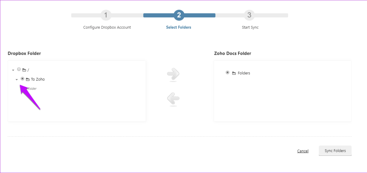 Here is How To Backup And Sync Zoho Docs 5