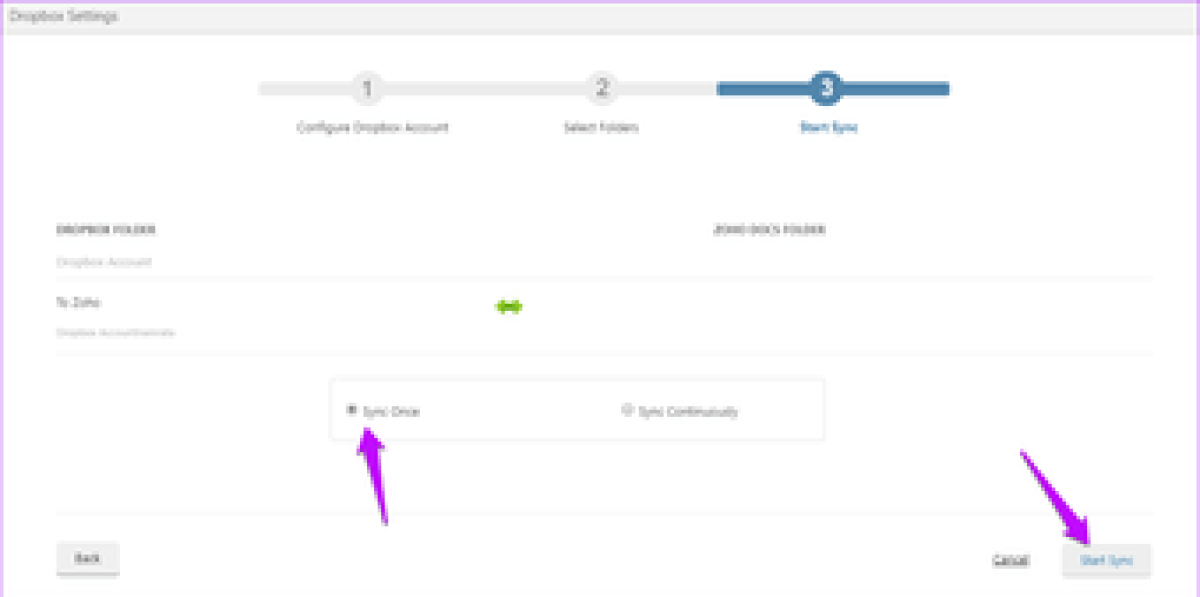 Here is How To Backup And Sync Zoho Docs 6