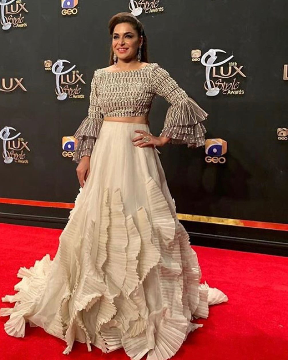 Here Glimpses from Lux Style Awards 2019