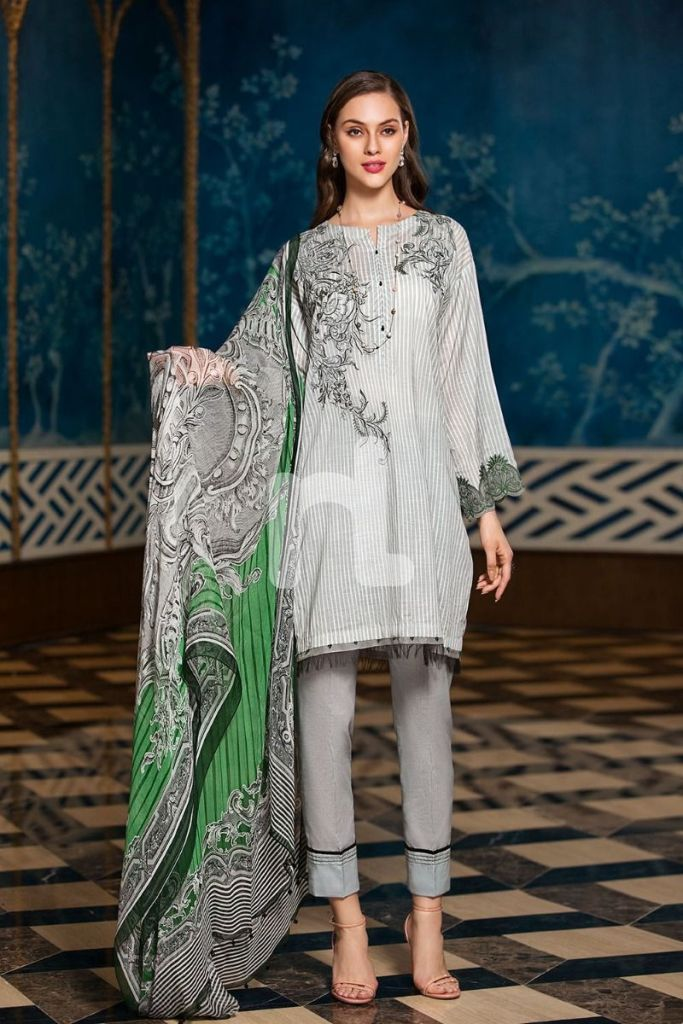 Nishat Linen Volume-2 Unstitched Collection Launched