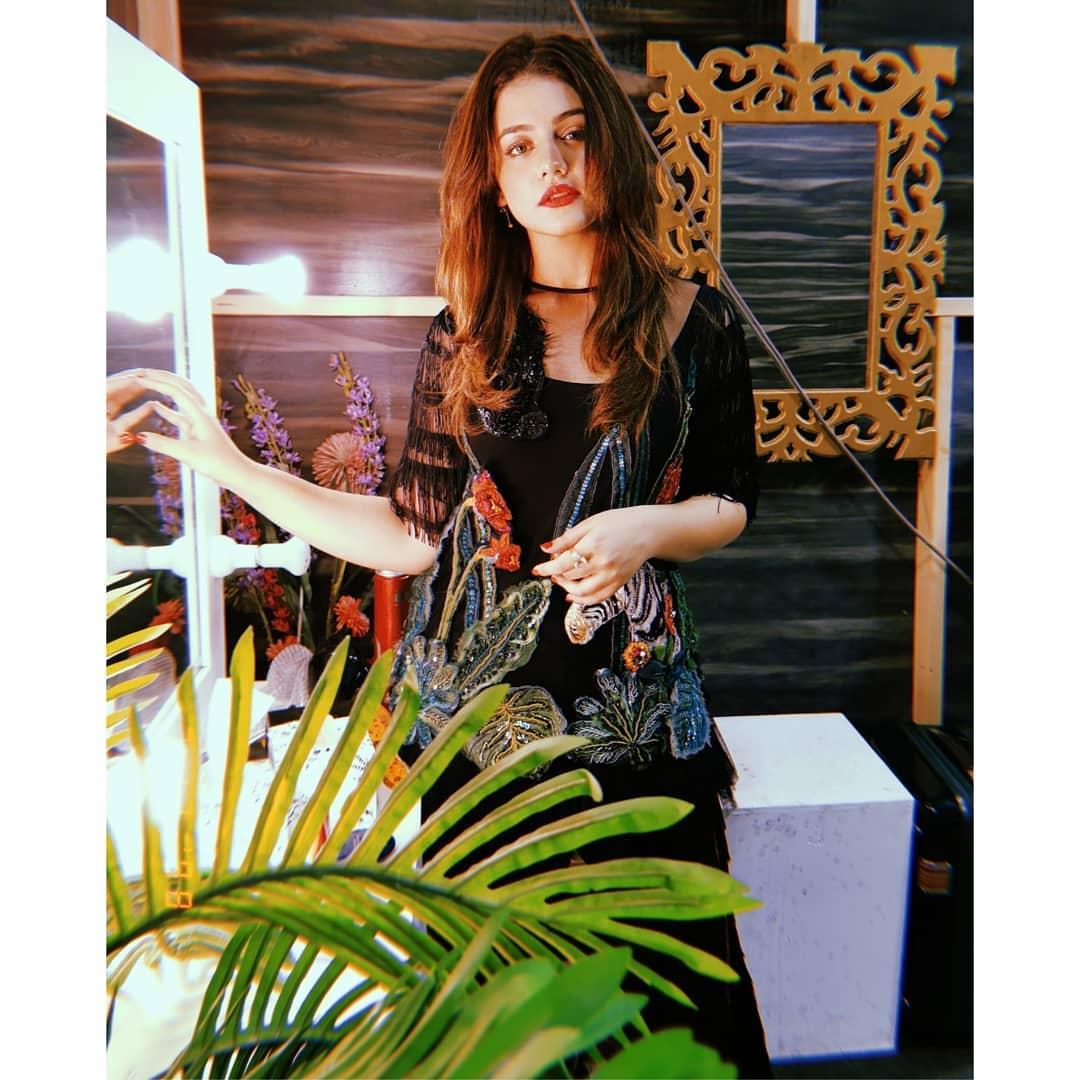 Beautiful Clicks of Zara Noor Abbas