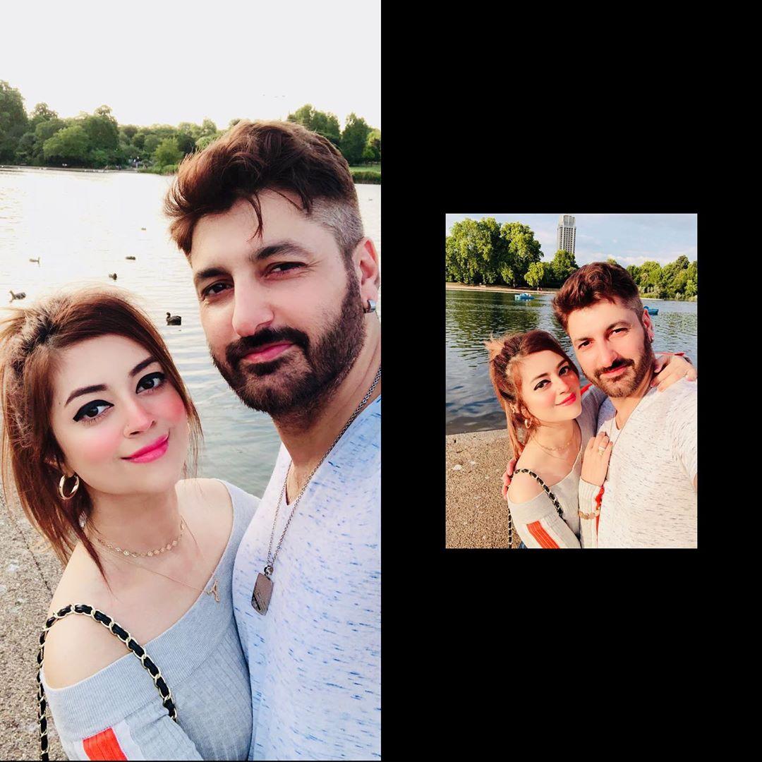 Actor Syed Jibran & Afifa Jibran Enjoying Vacations with Kids
