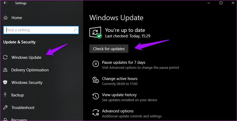 Fix Windows 10 Apps Missing From The Start Menu Error 2