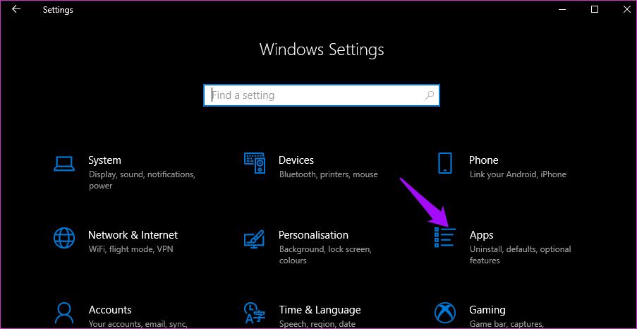 Fix Windows 10 Apps Missing From The Start Menu Error 10