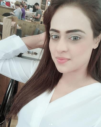 Stage Drama Actress Sobia Khan Got Married to Usman Qadir