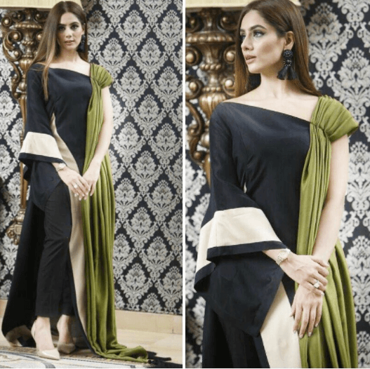 Party Dressing Styles Inspired by Pakistani Female Celebrities