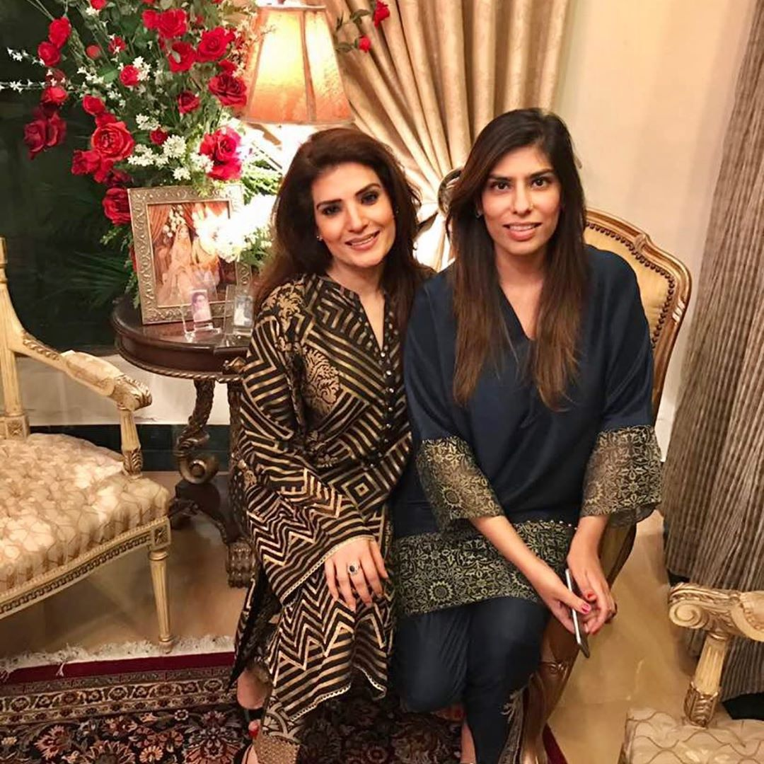 Famous Celebrities Gathering at Dinner Hosted by Resham