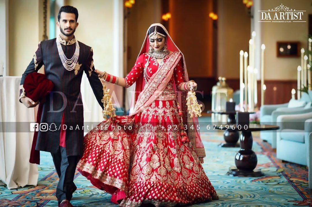 Hassan Ali Wedding 2