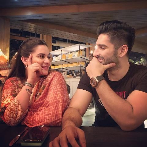 Its Baby Girl - Aiman Khan and Muneeb Butt Just Became Parents