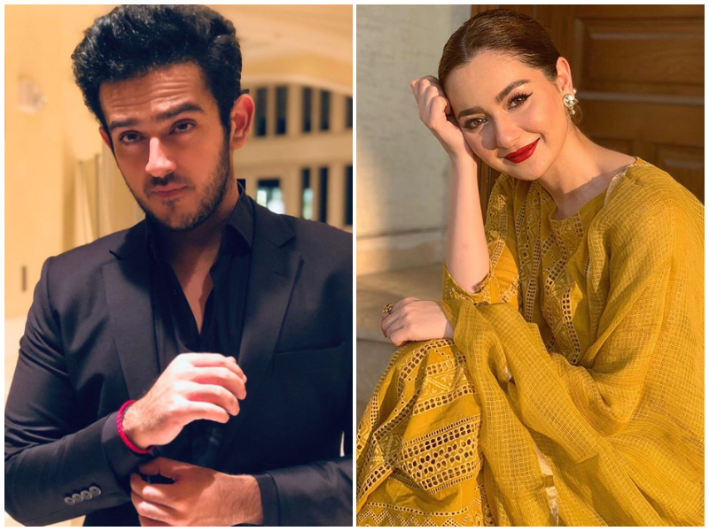 Superstar Screenplay Writer Azaan Sami will be seen with Hania Aamir in his Upcoming film