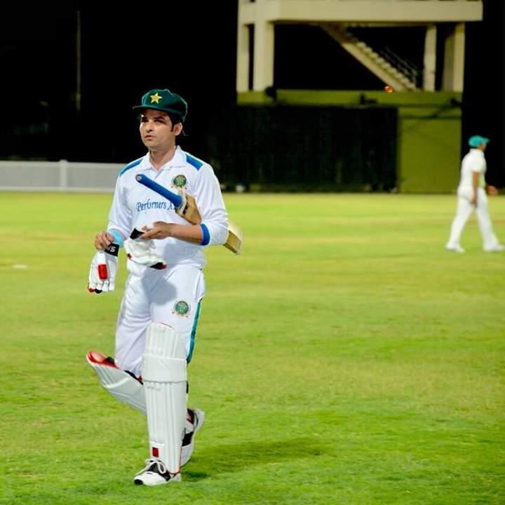 Pakistani Celebrities Playing Cricket 16