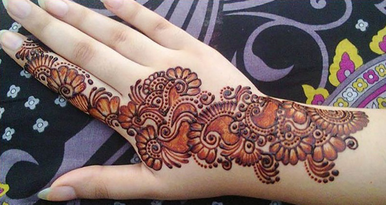 Get Awesome Look with Arabic Mehndi Ideas 2020 with Videos