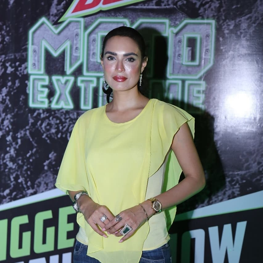 Famous Celebrities Spotted at Dew Moto Extreme in Karachi