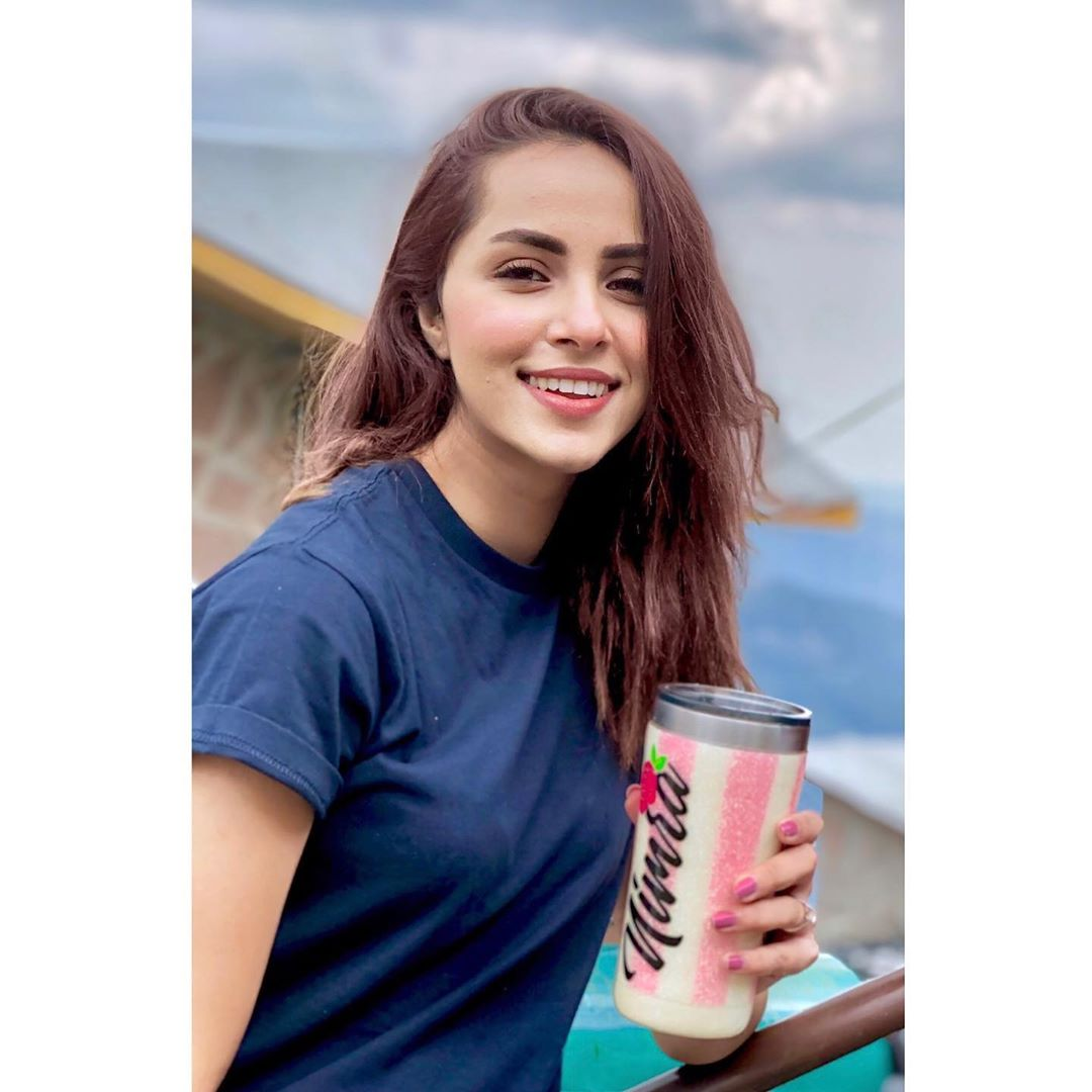 Awesome Pictures of Beautiful Nimra Khan